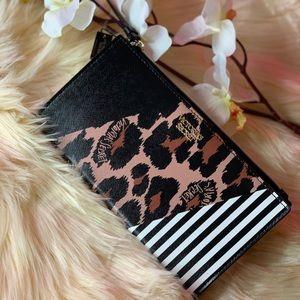 Victoria's Secret women's Animal's Print Wallet